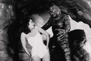 About Sex, But Not - 'Creature From The Black Lagoon' (1954)