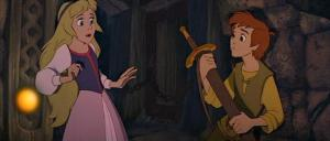 About Sex, But Not - 'The Black Cauldron' (1985)