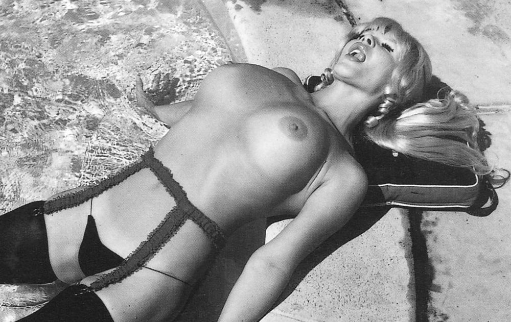 russ meyer up naked