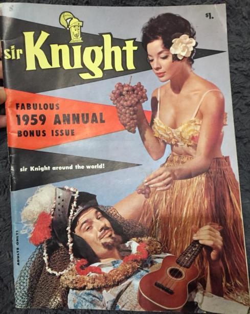 sir knight 1